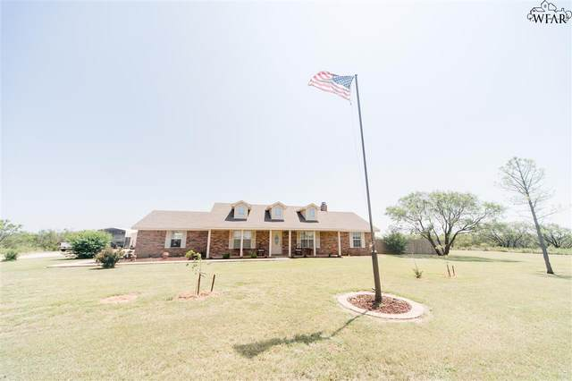 19423 State Highway 79 South, Archer City, TX 76351 (MLS #161560) :: Bishop Realtor Group