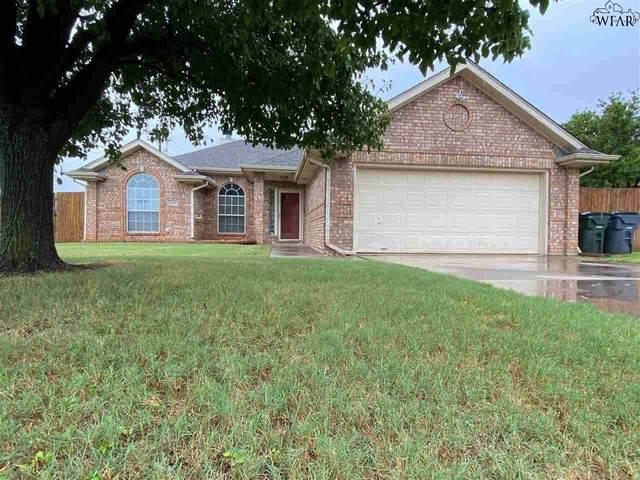 6001 Natchez Trace, Wichita Falls, TX 76310 (MLS #161594) :: Bishop Realtor Group