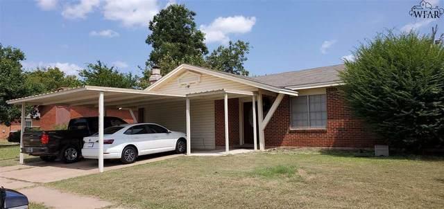 4617 Cascades Drive, Wichita Falls, TX 76310 (MLS #161879) :: Bishop Realtor Group