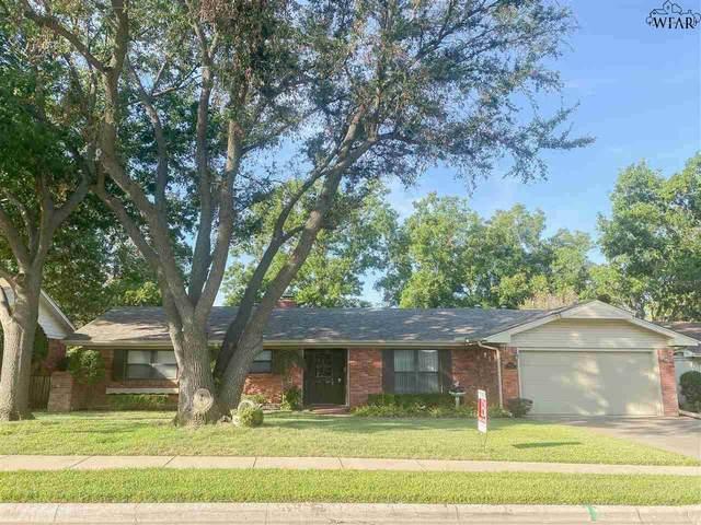 4512 Dunbarton Drive, Wichita Falls, TX 76302 (MLS #162009) :: Bishop Realtor Group