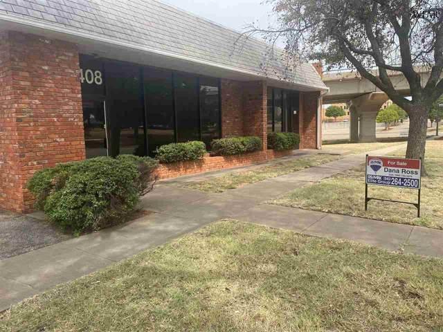 1408 8TH STREET, Wichita Falls, TX 76301 (MLS #162063) :: Bishop Realtor Group