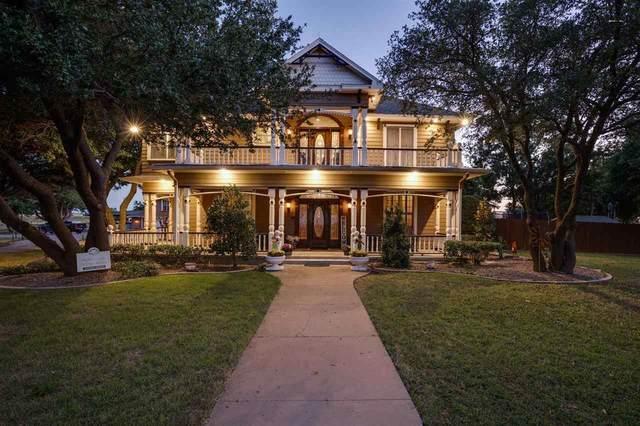 1910 Daniels Road, Burkburnett, TX 76354 (MLS #162141) :: Bishop Realtor Group