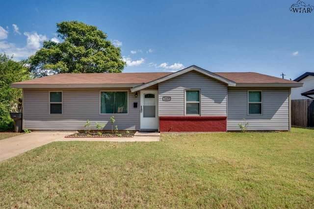 1439 E Cortez Drive, Wichita Falls, TX 76306 (MLS #162180) :: WichitaFallsHomeFinder.com
