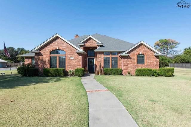 813 S Oak Street, Archer County, TX 76351 (MLS #162187) :: Bishop Realtor Group
