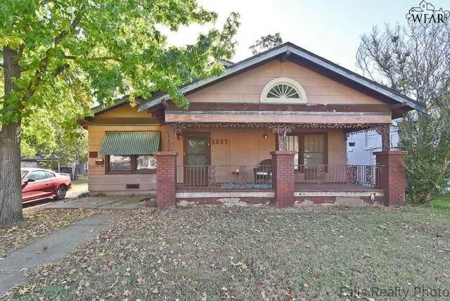 1607 Taylor Street, Wichita Falls, TX 76309 (MLS #162261) :: Bishop Realtor Group