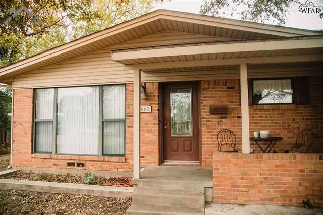 4805 Lake Park Drive, Wichita Falls, TX 76302 (MLS #162283) :: WichitaFallsHomeFinder.com