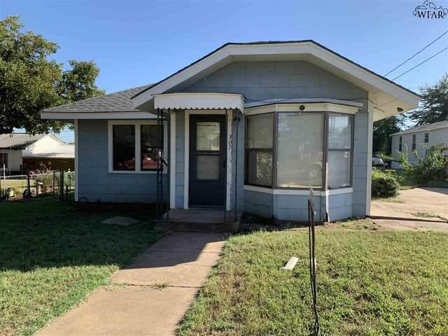 307 Chester Avenue, Wichita Falls, TX 76301 (MLS #162299) :: WichitaFallsHomeFinder.com