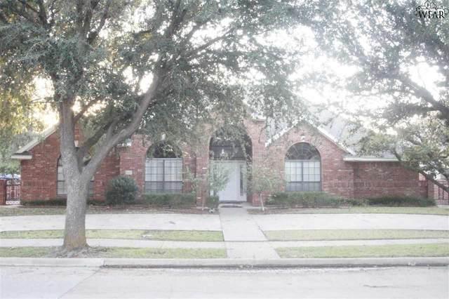 4814 Bridge Creek Drive, Wichita Falls, TX 76308 (MLS #162350) :: WichitaFallsHomeFinder.com