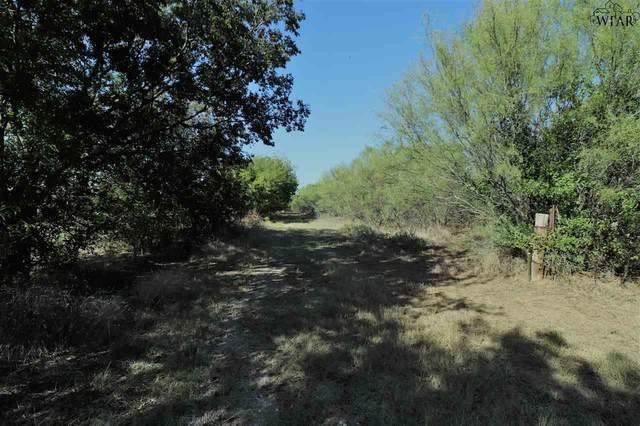 55 ACRES Decker Road, Wichita Falls, TX 76310 (MLS #162362) :: Bishop Realtor Group
