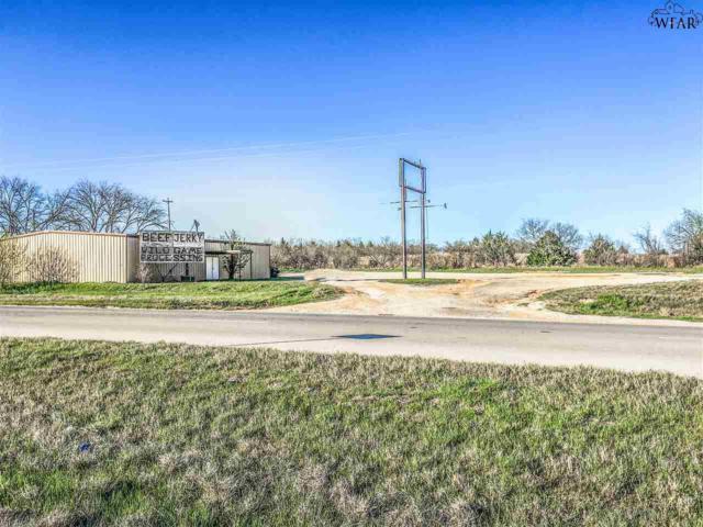 8934 Hwy 287, Bowie, TX 76230 (MLS #143019) :: WichitaFallsHomeFinder.com