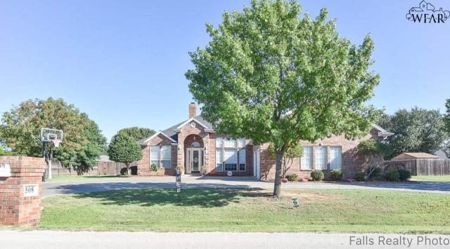 508 Royal Road, Wichita Falls, TX 76308 (MLS #150524) :: WichitaFallsHomeFinder.com