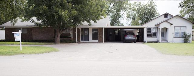1005 W Custer Street, Seymour, TX 76380 (MLS #150836) :: WichitaFallsHomeFinder.com