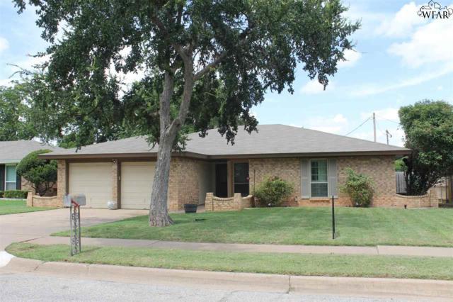 4605 E Misty Valley Street East, Wichita Falls, TX 76310 (MLS #153107) :: WichitaFallsHomeFinder.com