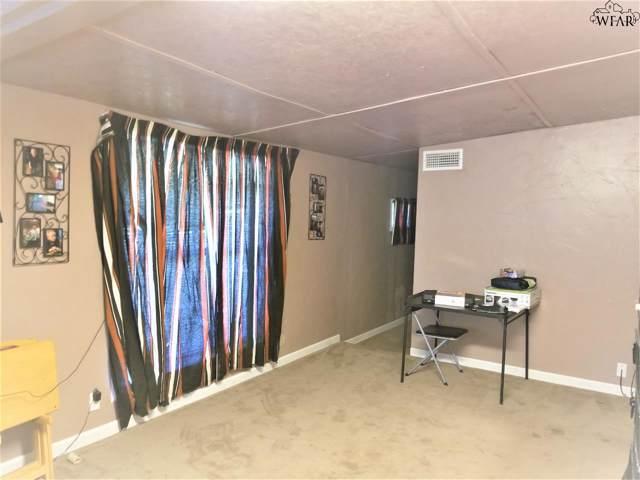 603 Michael Street, Burkburnett, TX 76354 (MLS #153820) :: WichitaFallsHomeFinder.com