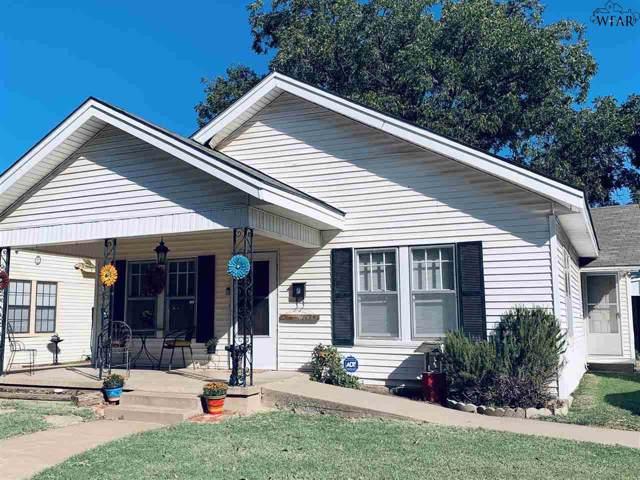 1634 Dayton Avenue, Wichita Falls, TX 76301 (MLS #154158) :: WichitaFallsHomeFinder.com