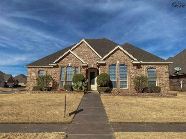 5428 Sun Stone Drive, Wichita Falls, TX 76310 (MLS #154847) :: WichitaFallsHomeFinder.com