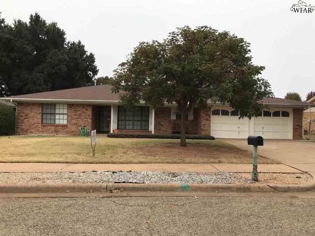 4303 Sutton Circle, Wichita Falls, TX 76309 (MLS #154896) :: WichitaFallsHomeFinder.com