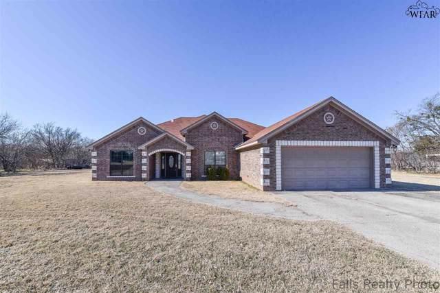 1036 City View Drive, Wichita Falls, TX 76306 (MLS #155315) :: Bishop Realtor Group