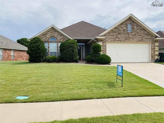 5325 Ridgecrest Lane, Wichita Falls, TX 76310 (MLS #157072) :: Bishop Realtor Group