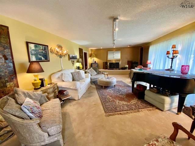 100 Hilltop Drive, Electra, TX 76360 (MLS #157245) :: Bishop Realtor Group