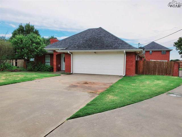 1344 E Sycamore Drive, Burkburnett, TX 76354 (MLS #157374) :: Bishop Realtor Group