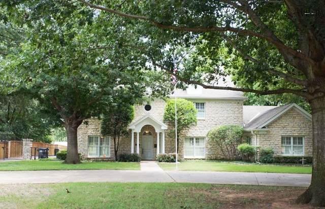 4215 Lake Park Drive, Wichita Falls, TX 76302 (MLS #157421) :: Bishop Realtor Group
