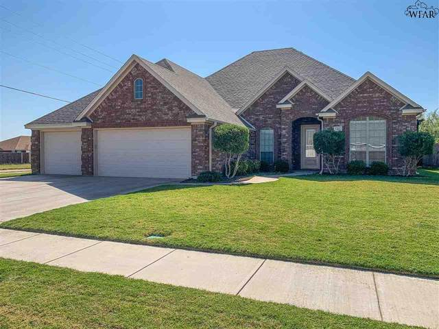 5401 Sun Stone Drive, Wichita Falls, TX 76310 (MLS #158379) :: Bishop Realtor Group