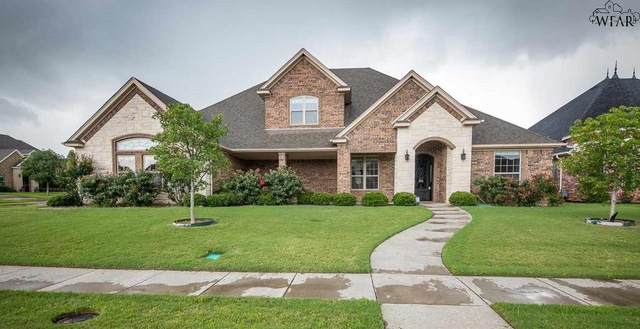 11 Olive Branch Court, Wichita Falls, TX 76308 (MLS #160945) :: WichitaFallsHomeFinder.com