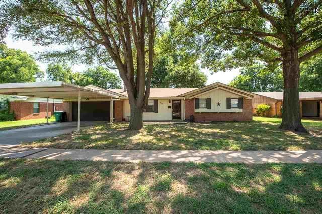 809 Easy Street, Burkburnett, TX 76354 (MLS #161308) :: WichitaFallsHomeFinder.com