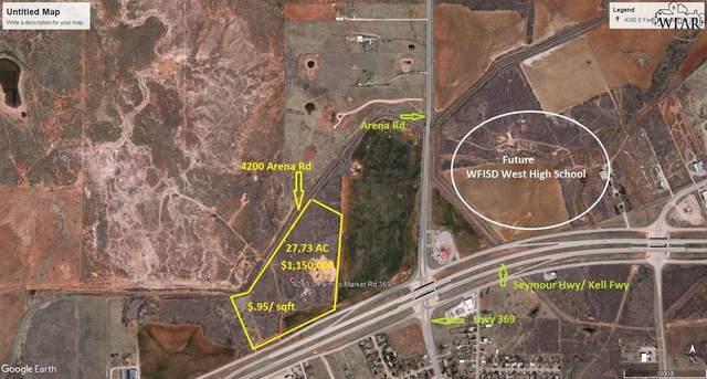 4200 Arena Road, Wichita Falls, TX 76310 (MLS #161777) :: Bishop Realtor Group