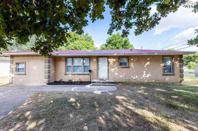 217 S Wigham Street, Burkburnett, TX 76354 (MLS #162143) :: Bishop Realtor Group