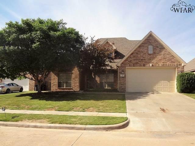 8 Prairie Lace Court, Wichita Falls, TX 76310 (MLS #156558) :: Bishop Realtor Group