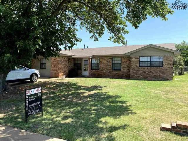 1619 Central Freeway, Wichita Falls, TX 76301 (MLS #157511) :: Bishop Realtor Group