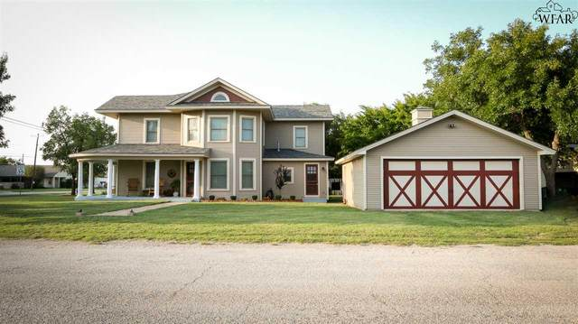 104 E Park Street, Henrietta, TX 76365 (MLS #157812) :: Bishop Realtor Group