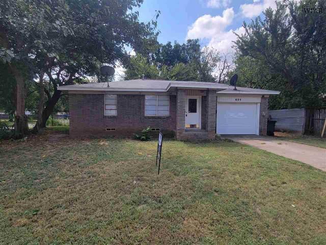 604 E 1ST STREET, Burkburnett, TX 76354 (MLS #161615) :: Bishop Realtor Group