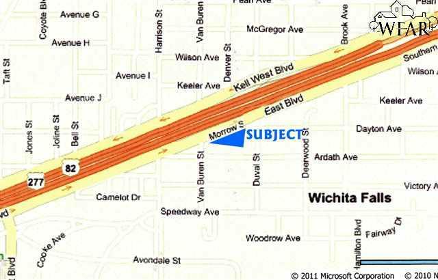1909-1917 Morrow Street, Wichita Falls, TX 76301 (MLS #125527) :: WichitaFallsHomeFinder.com