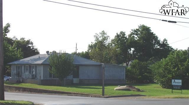 2810 Featherston Avenue, Wichita Falls, TX 76308 (MLS #137740) :: WichitaFallsHomeFinder.com