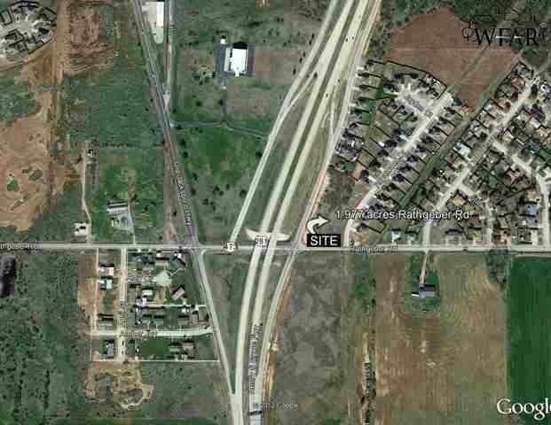 0 Rathgeber Road, Wichita Falls, TX 76302 (MLS #138310) :: WichitaFallsHomeFinder.com