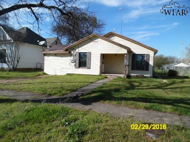 504 E Spring Street, Henrietta, TX 76305 (MLS #147935) :: WichitaFallsHomeFinder.com