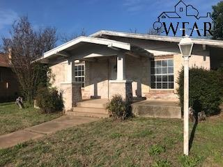 1708 Beverly Drive, Wichita Falls, TX 76309 (MLS #148742) :: WichitaFallsHomeFinder.com