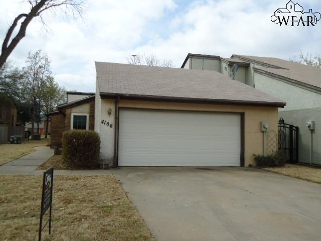 4106 Picasso Drive, Wichita Falls, TX 76308 (MLS #148777) :: WichitaFallsHomeFinder.com