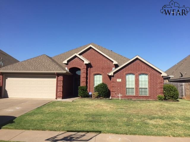 5608 Ross Creek Lane, Wichita Falls, TX 76310 (MLS #149796) :: WichitaFallsHomeFinder.com