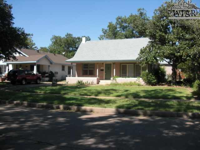 1720 Mcgregor Avenue, Wichita Falls, TX 76301 (MLS #149805) :: WichitaFallsHomeFinder.com