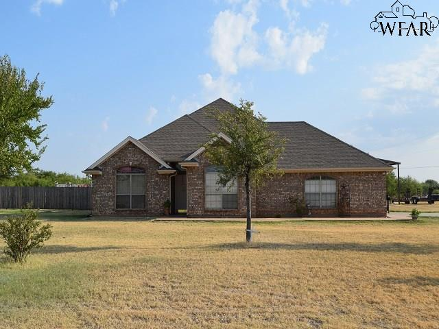 500 Ray Road, Holliday, TX 76366 (MLS #150044) :: WichitaFallsHomeFinder.com