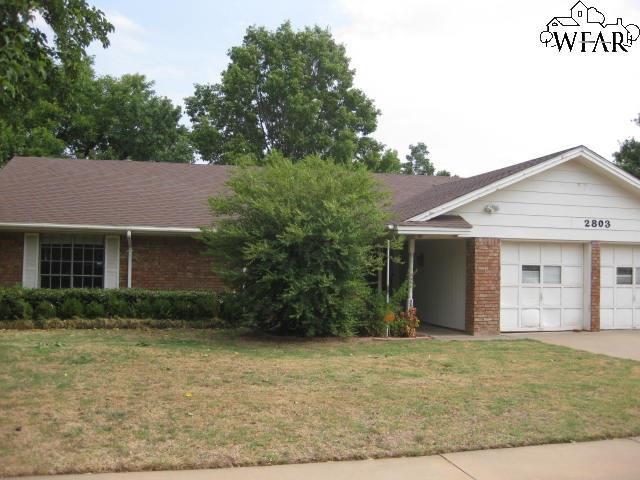 2803 Elmwood Avenue, Wichita Falls, TX 76308 (MLS #150164) :: WichitaFallsHomeFinder.com