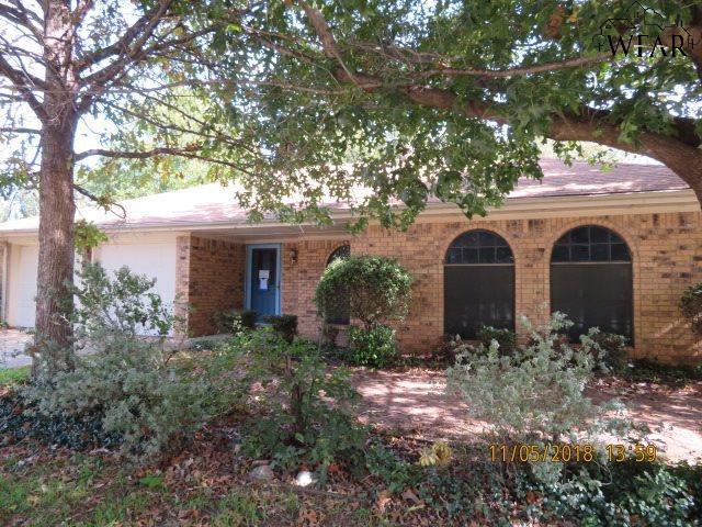 4607 Misty Valley Street West, Wichita Falls, TX 76310 (MLS #151137) :: WichitaFallsHomeFinder.com