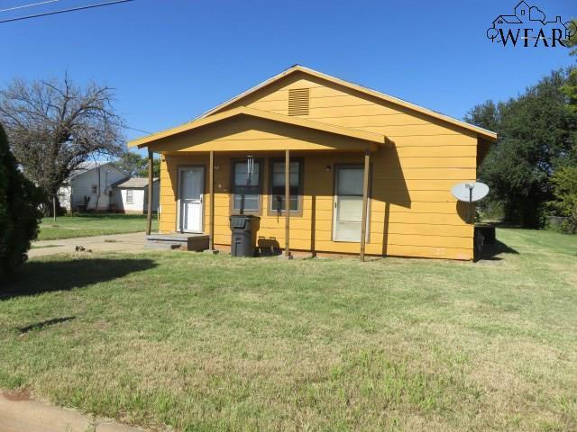 704 Jalonic Street, Wichita Falls, TX 76301 (MLS #151305) :: WichitaFallsHomeFinder.com