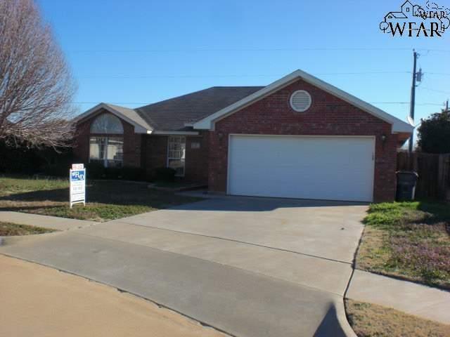 2 Blue Star Court, Wichita Falls, TX 76310 (MLS #151362) :: WichitaFallsHomeFinder.com