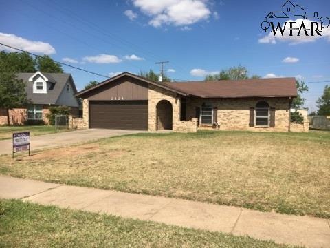 2124 Selma Drive, Wichita Falls, TX 76306 (MLS #151391) :: WichitaFallsHomeFinder.com