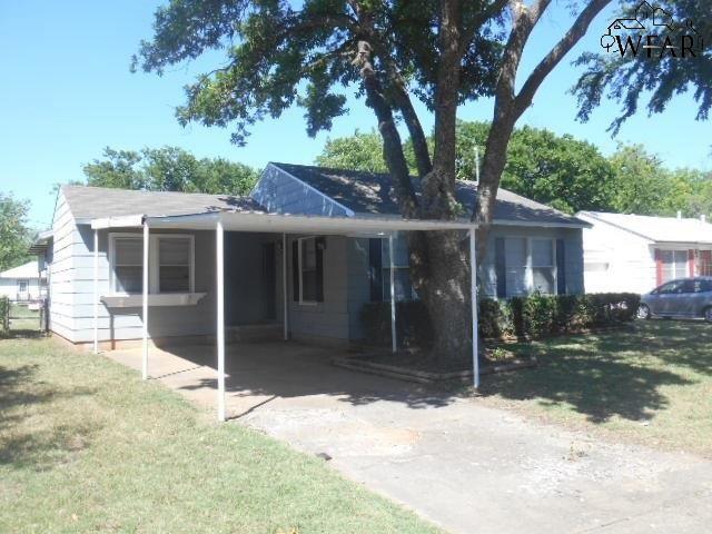 2942 Hunter Street, Wichita Falls, TX 76308 (MLS #152317) :: WichitaFallsHomeFinder.com